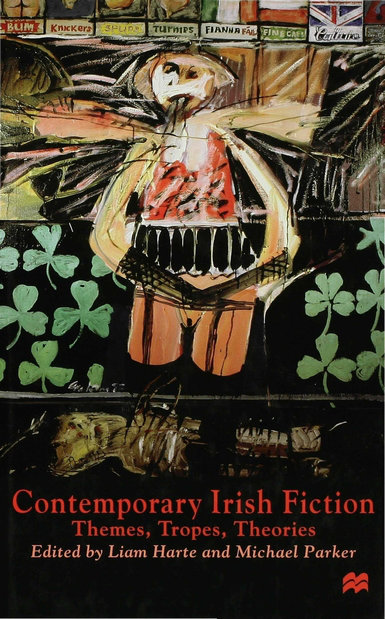 Book cover for Contemporary Irish Fiction
