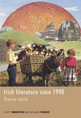 Book cover for Irish literature since 1990