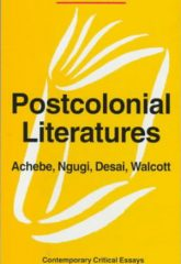 Book cover for Postcolonial literatures