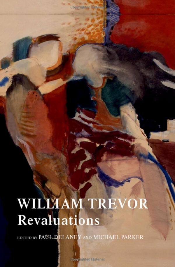 Book cover for William Trevor Revaluations